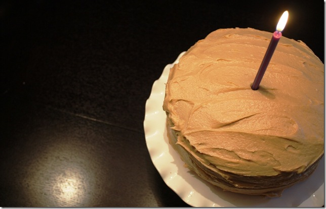 Peanut Butter Birthday Cake5