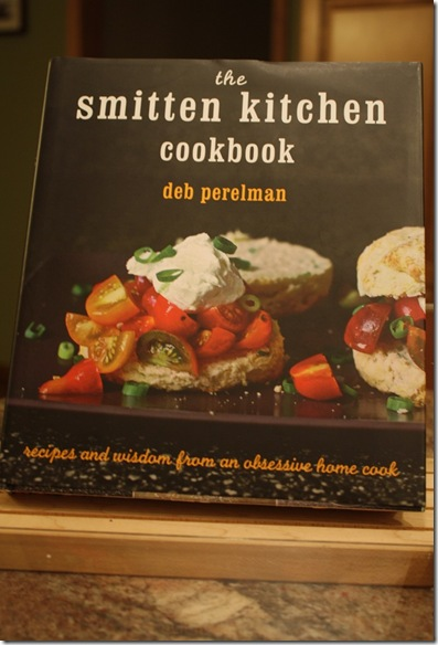 Smitten Kitchen cookbook